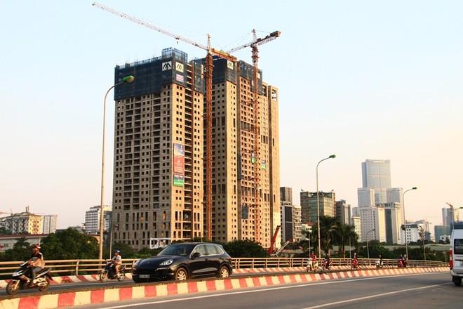 VEPR: Quý III, thanh khoản thị trường căn hộ TP.HCM cao nhất trong nhiều năm