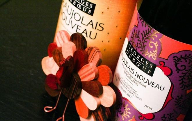 Bạn biết gì về lễ hội rượu vang Beaujolais Nouveau?