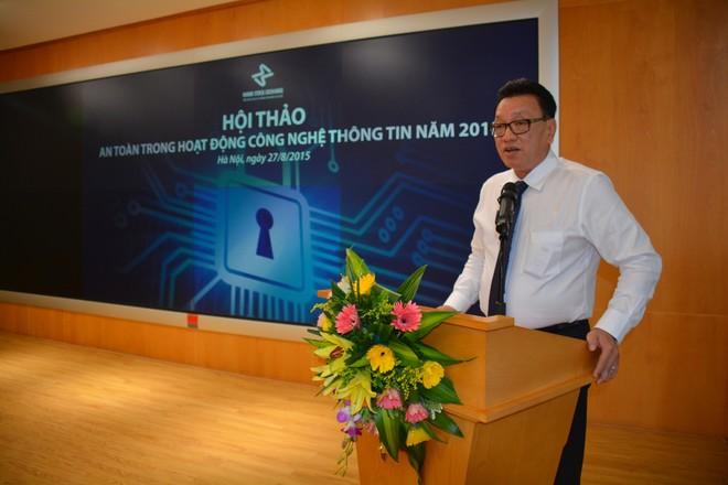 HNX tổ chức Hội thảo an toàn công nghệ thông tin lần thứ 2