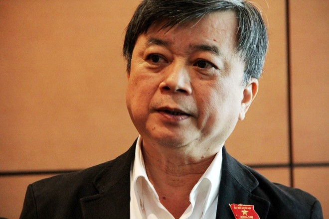 """Đại biểu Trương Trọng Nghĩa: """"Nếu tôi là ông Võ Kim Cự, tôi sẽ nói lời xin lỗi"""""""