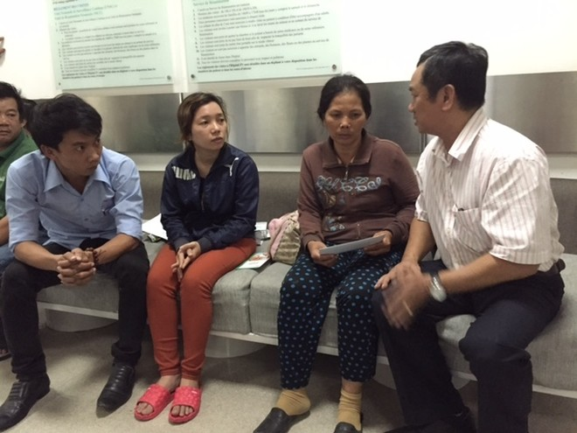 Vụ sập giàn giáo tại công trình Saigon South Office: HBC xin lỗi gia đình nạn nhân
