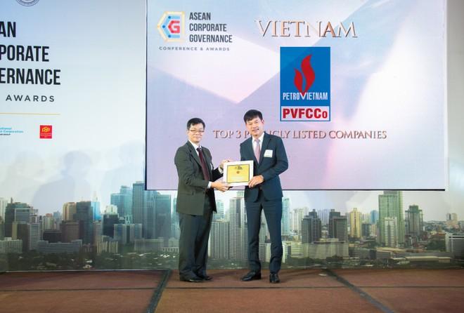 """DPM nhận Giải thưởng """"Quản trị công ty khu vực ASEAN"""""""