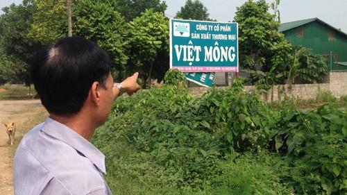 Hậu cổ phần hóa Nông trường Việt - Mông, nhiều vướng mắc đất đai chưa được giải quyết
