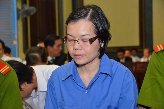 Đại án bầu Kiên: Huỳnh Thị Huyền Như lại hầu tòa