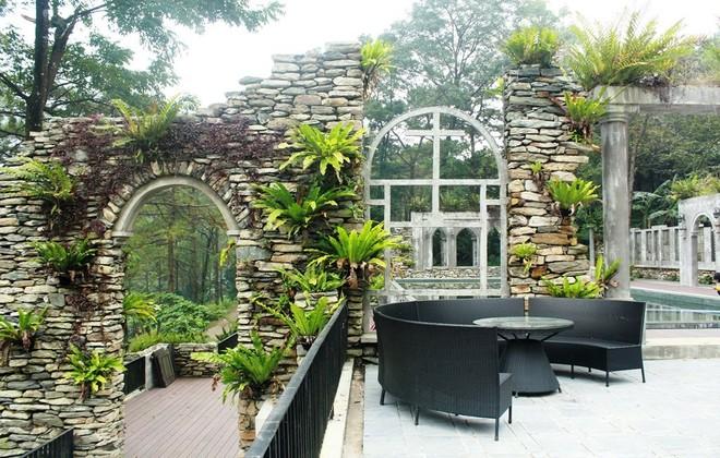 Dự án Le Mont Ba Vì Resort thuộc diện miễn giấy phép xây dựng