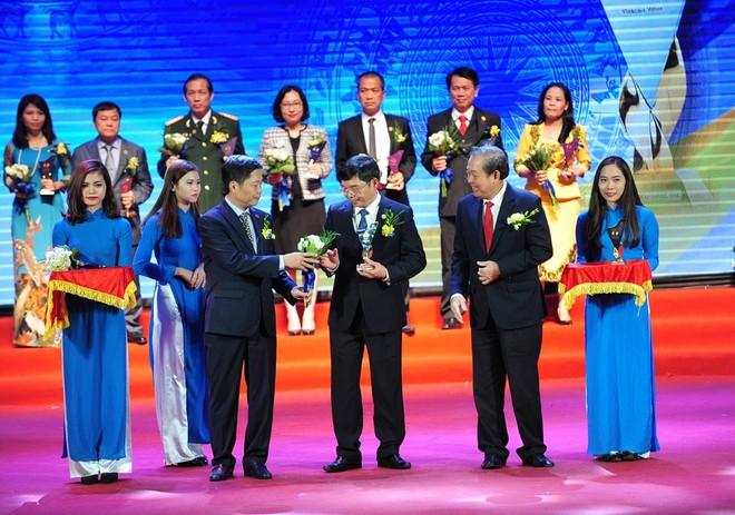 """88 doanh nghiệp đạt giải Thương hiệu quốc gia """"Vietnam Value 2016"""""""