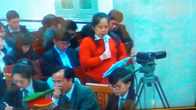 Đại diện của bà Hứa Thị Phấn: Bà Phấn bị Hà Văn Thắm đe dọa, ép buộc