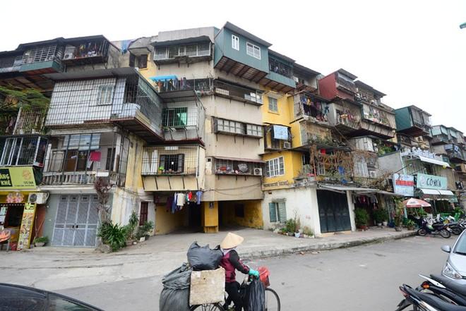 Đề xuất 6 nội dung tăng tốc cải tạo chung cư cũ tại Hà Nội