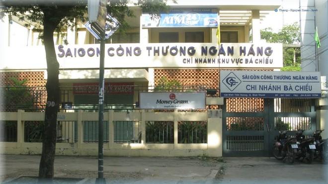 Nợ xấu Saigonbank dưới 5%, chờ sáp nhập vào Vietcombank