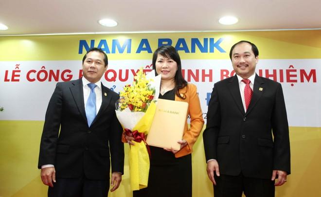 Nam A Bank chính thức bổ nhiệm tân Tổng giám đốc