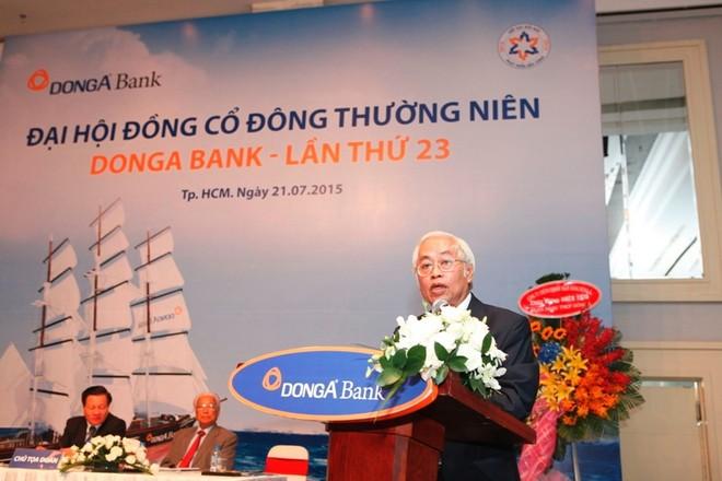 DongA Bank muốn được bán 49% cho nhà đầu tư nước ngoài