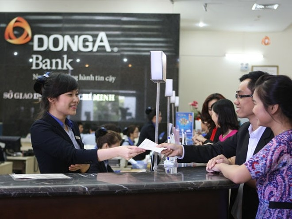 DongA Bank cam kết đảm bảo thanh khoản cho khách hàng