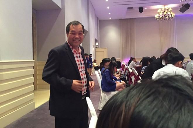 """Ông Trầm Bê rời """"ghế"""" Phó chủ tịch HĐQT thường trực Sacombank"""