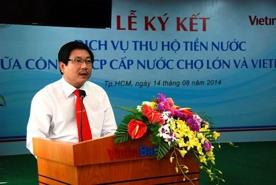 Tổng giám đốc mới của DongA Bank là người của Vietinbank