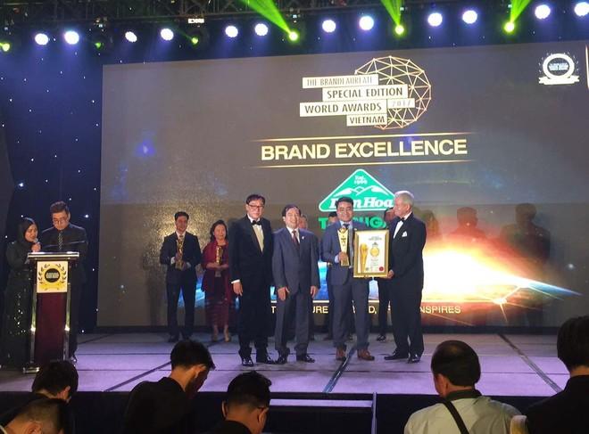 TTC Sugar vinh dự nhận giải thương hiệu xuất sắc thế giới