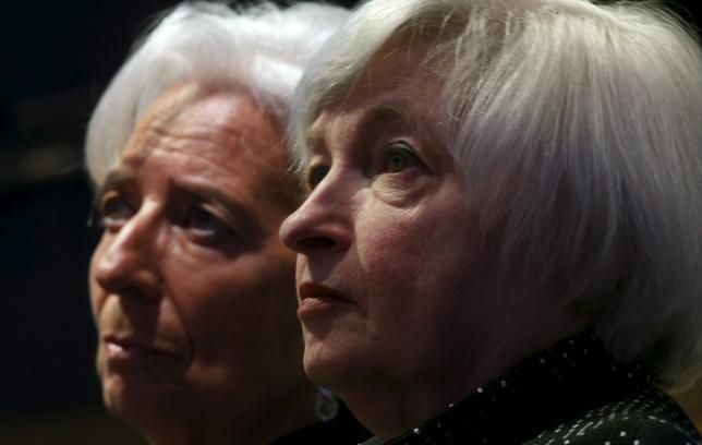 IMF cảnh báo Fed nên trì hoãn thêm việc nâng lãi suất