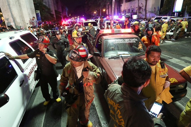 Bath Thái xuống mức thấp nhất 6 năm sau vụ nổ bom