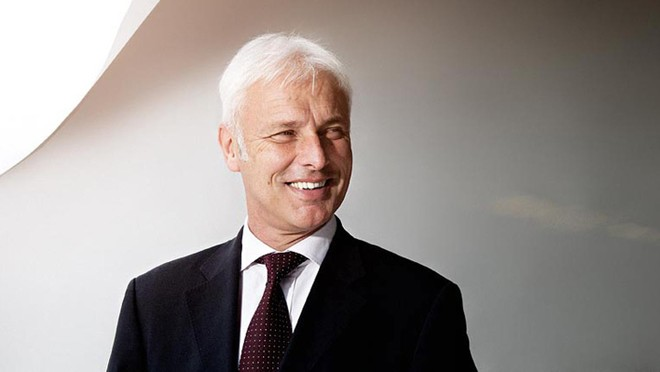 Volkswagen AG đã lựa chọn xong CEO mới