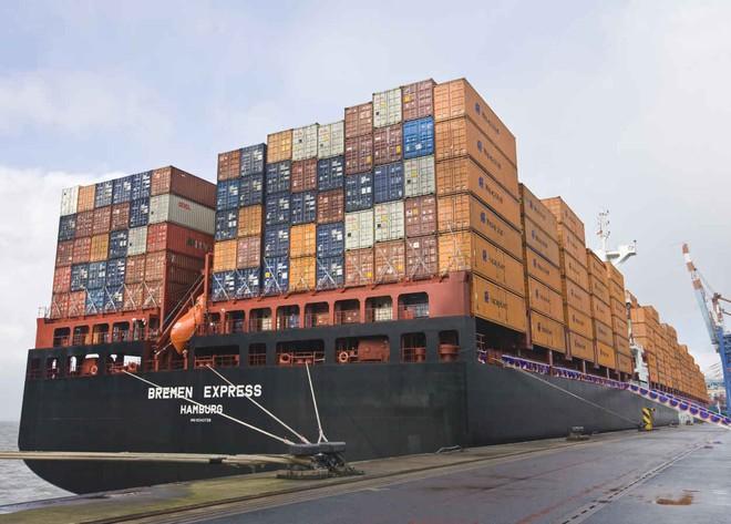 Xuất khẩu của Đức giảm mạnh nhất kể từ năm 2009