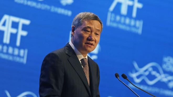Vì sao Trung Quốc sa thải người đứng đầu thị trường chứng khoán?