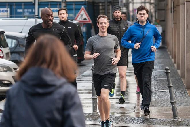 Facebook chi tới 4,26 triệu USD tiền an ninh cho Mark Zuckerberg