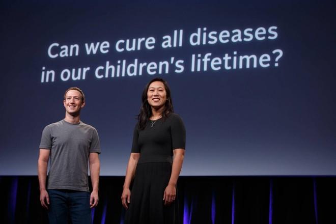CEO Facebook làm cách nào với 3 tỷ USD để chữa mọi loại bệnh?