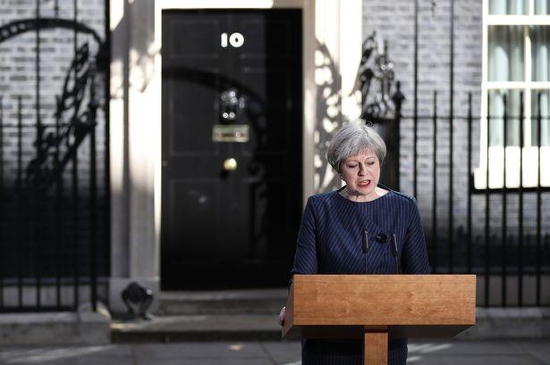 Thủ tướng Anh kêu gọi tổng tuyển cử vào ngày 8/6
