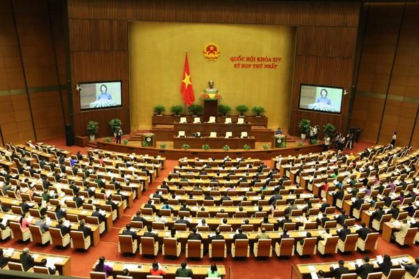 Thủ tướng trình danh sách thành viên Chính phủ