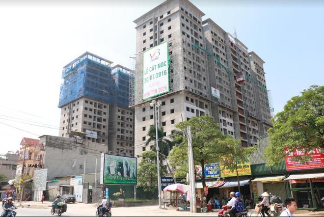 Căn hộ rẻ nhất quận Hà Đông ra mắt thị trường
