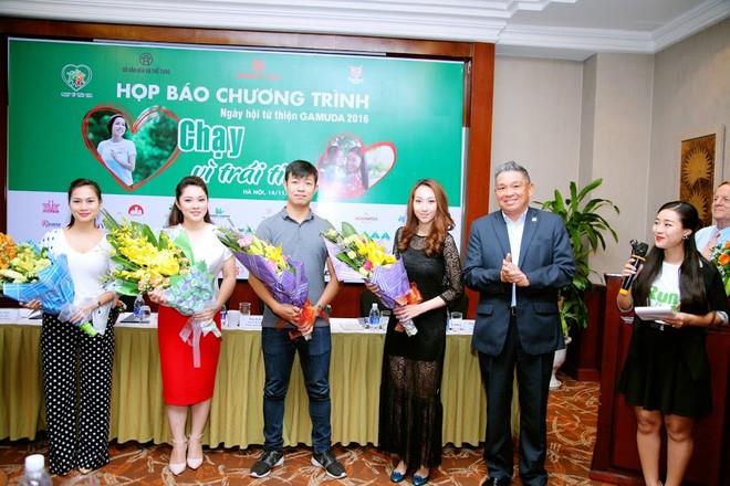 """Gamuda Land công bố chương trình """"Chạy vì trái tim 2016"""" tại Hà Nội"""