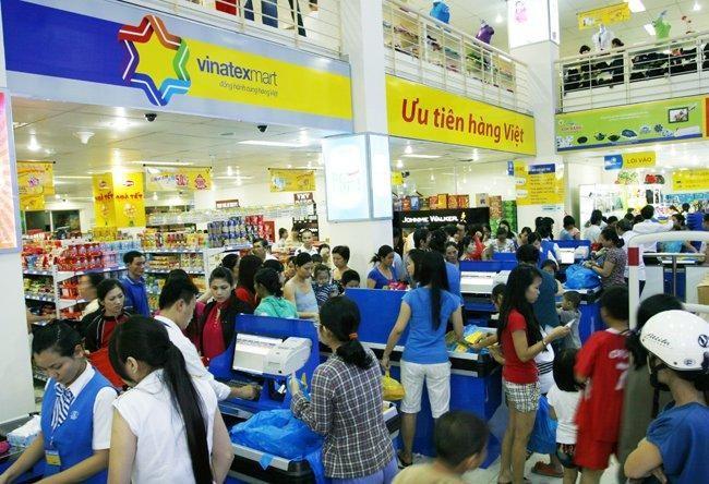 Vingroup mua toàn bộ hệ thống Vinatexmart trên 19 tỉnh thành