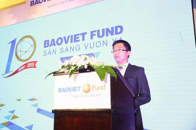 Quỹ mở trái phiếu của Baoviet Fund chính thức được cấp phép chào bán