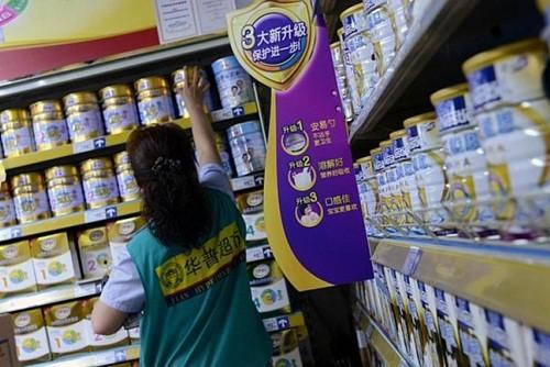 Trung Quốc điều tra vụ làm giả sữa bột Similac