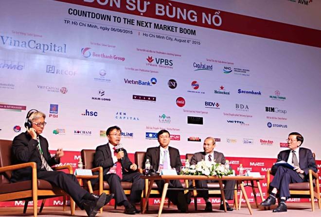 Ngày 18/8, Diễn đàn M&A Vietnam 2016 được tổ chức tại TP.HCM