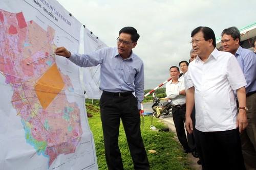 Bản vẽ sân bay Long Thành sẽ để cho người dân góp ý