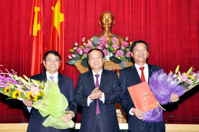 Bộ Chính trị điều động, chuẩn y 07 cán bộ cao cấp Quảng Ninh, Cao Bằng, Bắc Kạn,..