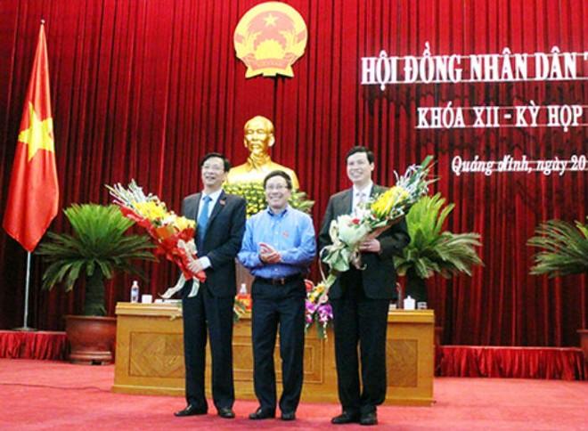 Quảng Ninh, Yên Bái có tân Chủ tịch UBND tỉnh