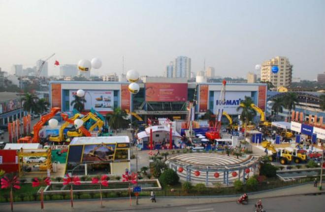 VIC nắm 89,42% vốn điều lệ của CTCP Trung tâm Hội chợ triễn lãm Việt Nam