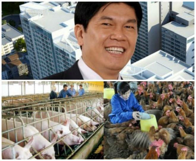 HPG: Chủ tịch Trần Đình Long thế chấp cổ phiếu để vay vốn cho công ty con