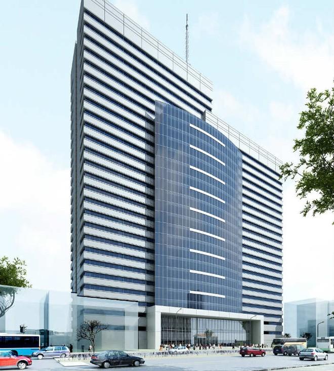 CII chưa giải ngân cho Dự án BOT Cao ốc 152 Điện Biên Phủ