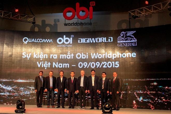 Generali bắt tay với Obi Worldphone khai thác thị trường Việt Nam
