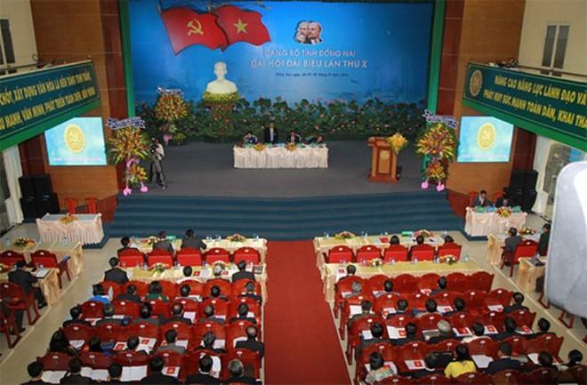 69 đồng chí được bầu là Bí thư, Phó Bí thư Tỉnh ủy