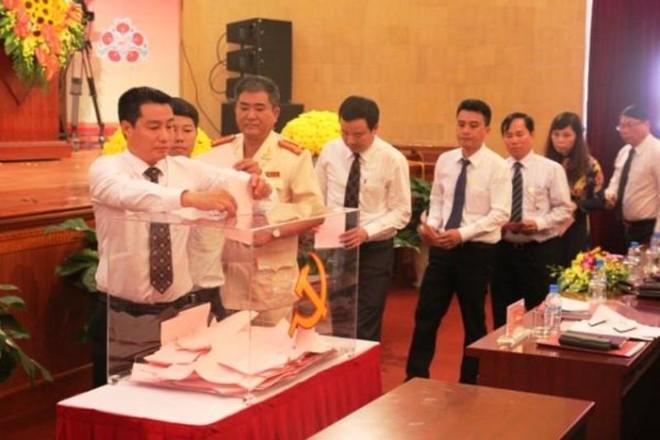 Hải Phòng bầu 56 đồng chí vào BCH khóa mới