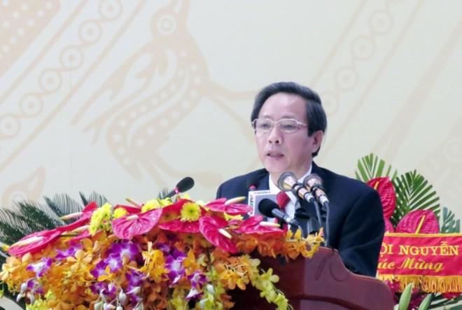 Đồng chí Hoàng Đăng Quang được bầu giữ chức Bí thư tỉnh Quảng Bình