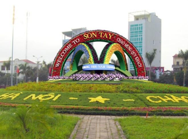 Hà Nội: Thị xã Sơn Tây sẽ dành hơn 4.400 ha phát triển đô thị vệ tinh