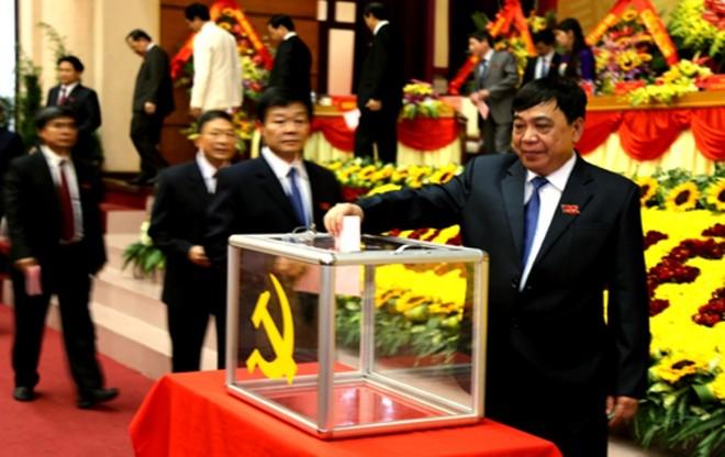Danh sách BCH Đảng bộ tỉnh Lạng Sơn khóa mới