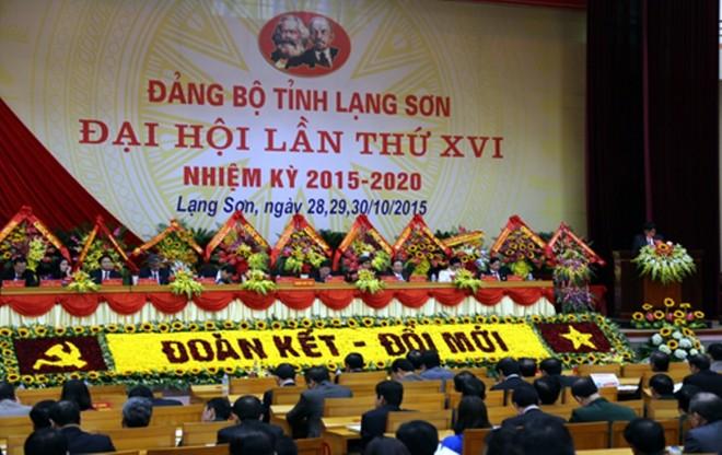 Lạng Sơn có tân Bí thư Tỉnh ủy