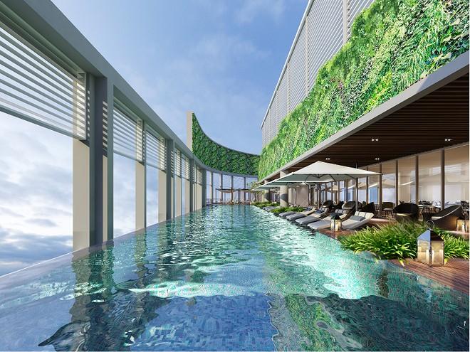 Luxury Apartment Đà Nẵng sẽ bàn giao căn hộ từ quý II/2017