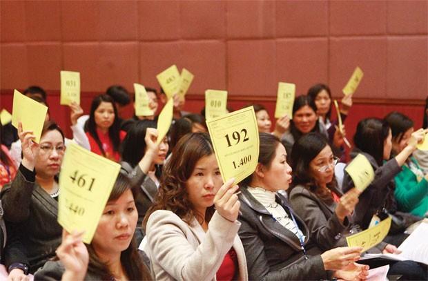 Image result for Bầu dồn phiếu- Công cụ bảo vệ cổ đông nhỏ
