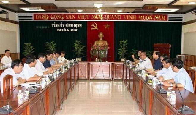 Bình Định tạo kỷ lục cấp phép dự án FDI chỉ trong một ngày